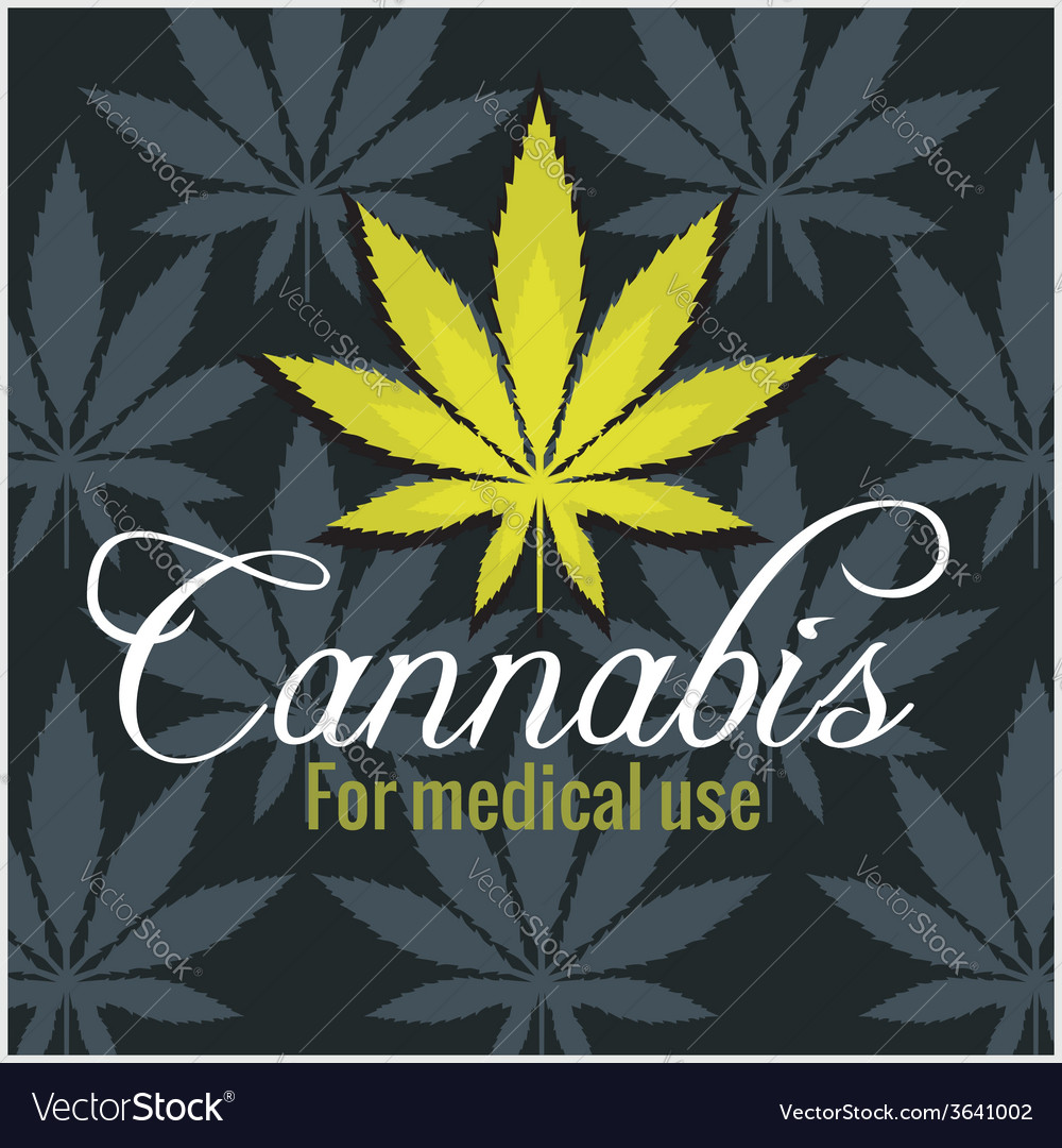Marijuana - cannabis for medical use set vector | Price: 1 Credit (USD $1)