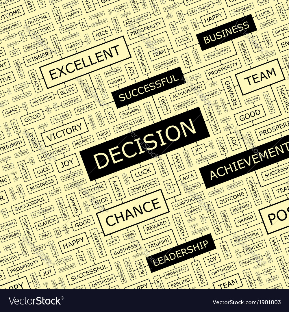 Decision vector | Price: 1 Credit (USD $1)