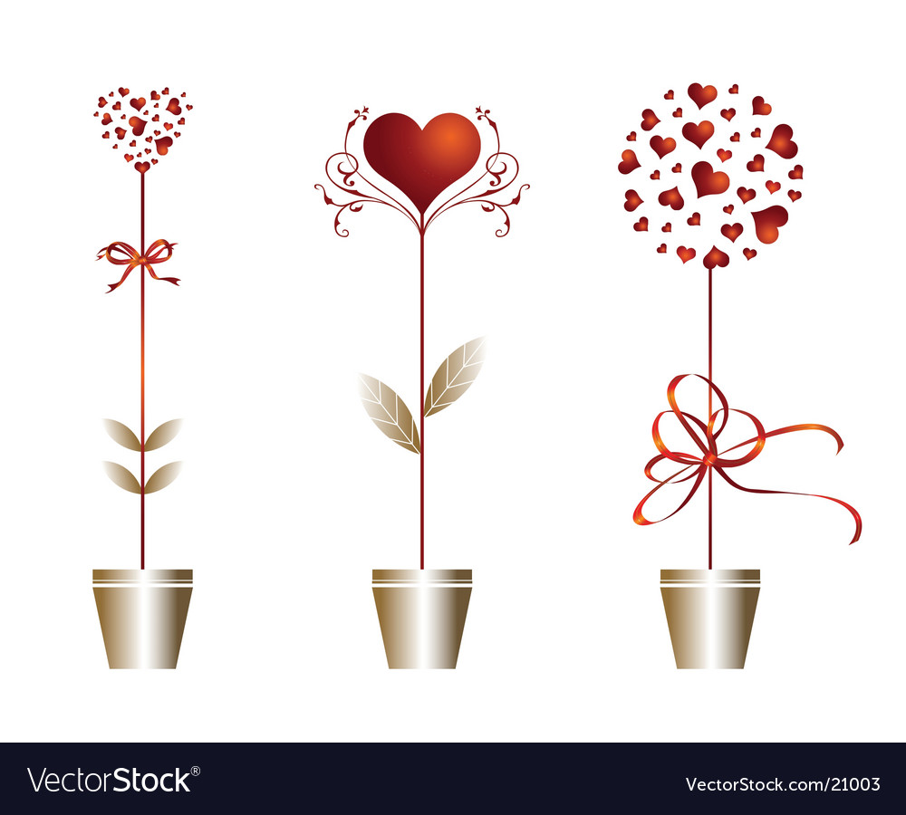 Valentine illustration vector | Price: 1 Credit (USD $1)