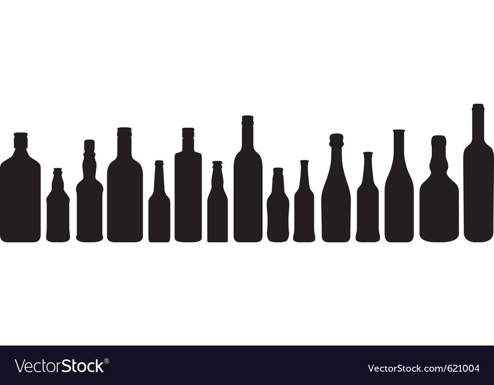 Bottles vector   Price: 1 Credit (USD $1)