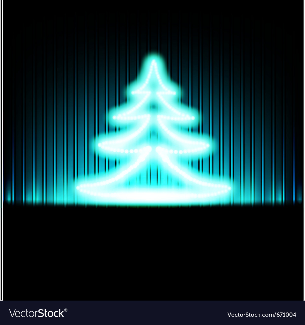 Winter holiday background vector | Price: 1 Credit (USD $1)