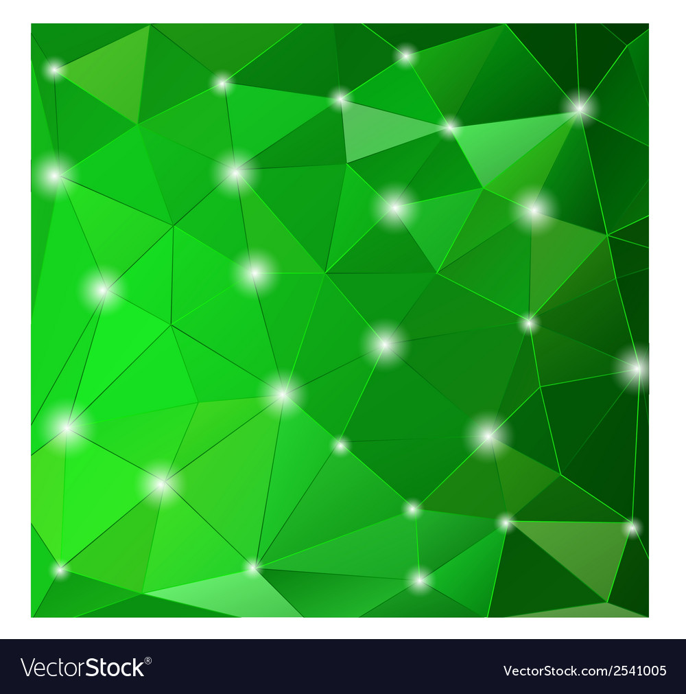 Abstract geometric background with polygons vector | Price: 1 Credit (USD $1)