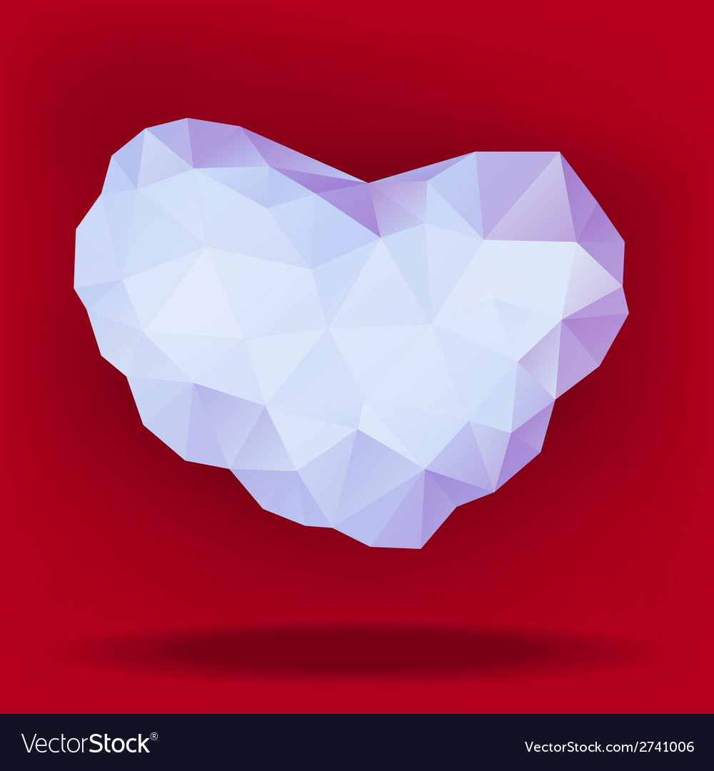 Precious heart vector | Price: 1 Credit (USD $1)