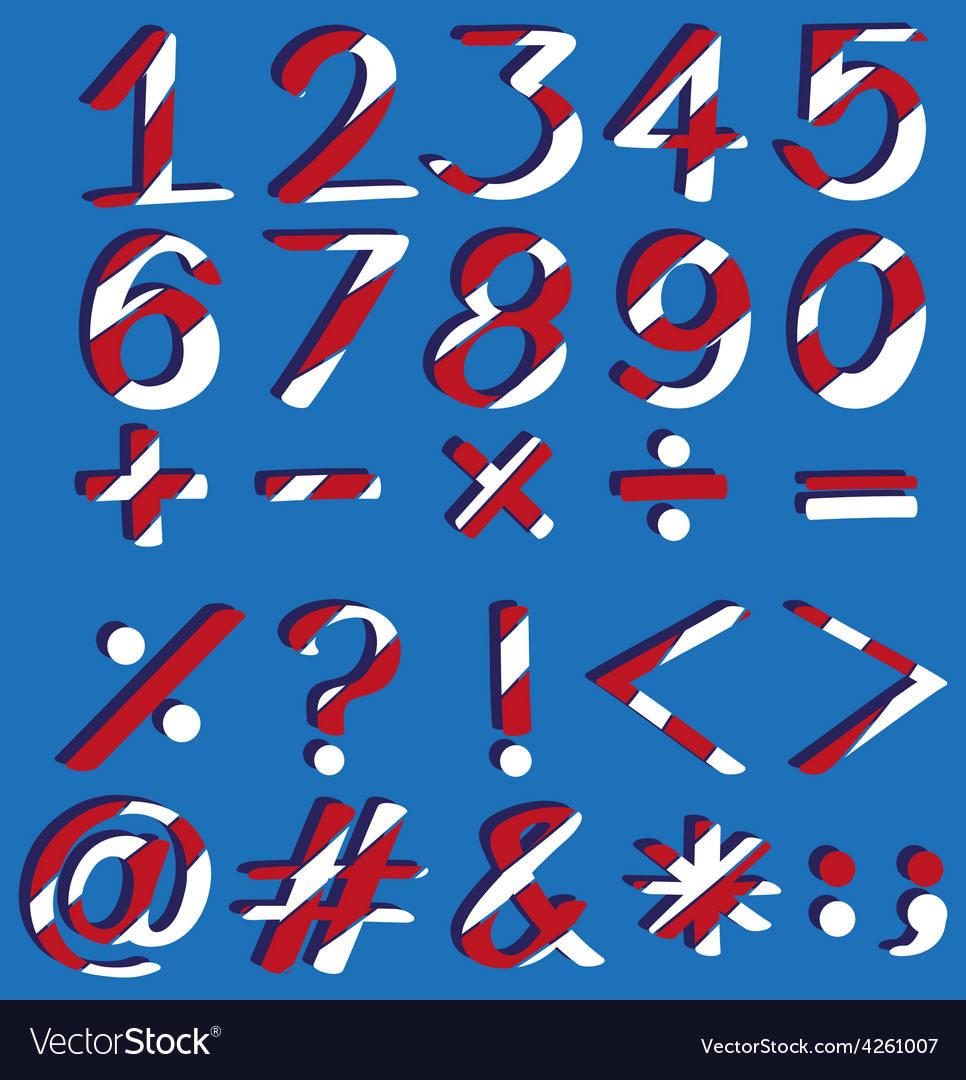 Mathematical figures vector | Price: 1 Credit (USD $1)