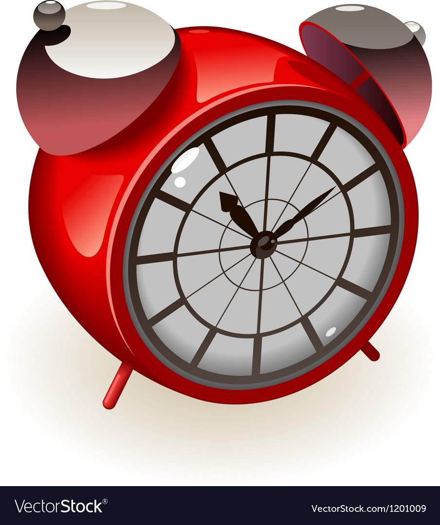 Alarm clock vector | Price: 3 Credit (USD $3)