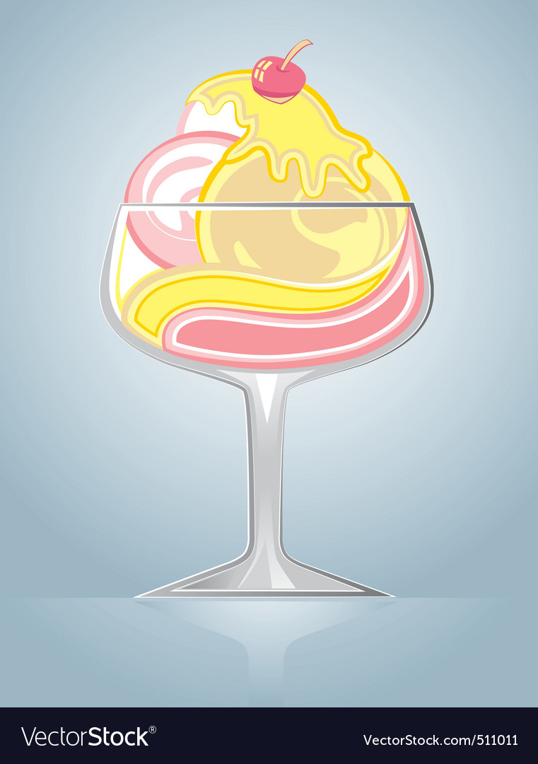 Icecream vector | Price: 3 Credit (USD $3)