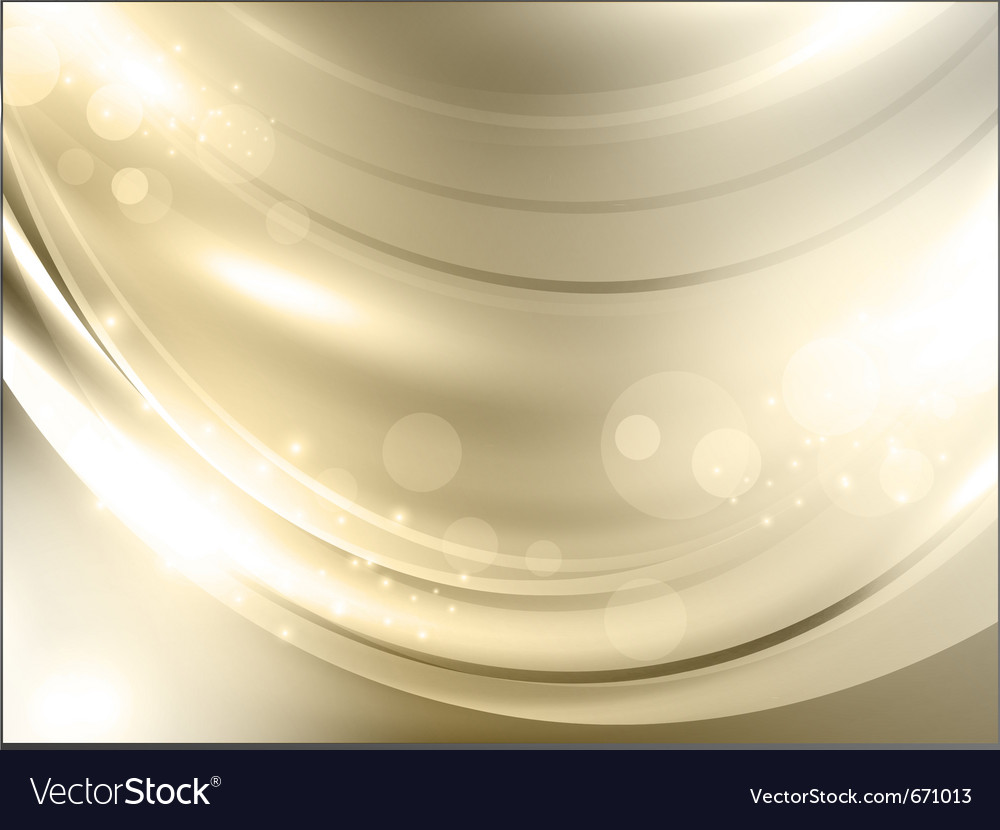Abstract golden holiday background vector | Price: 1 Credit (USD $1)