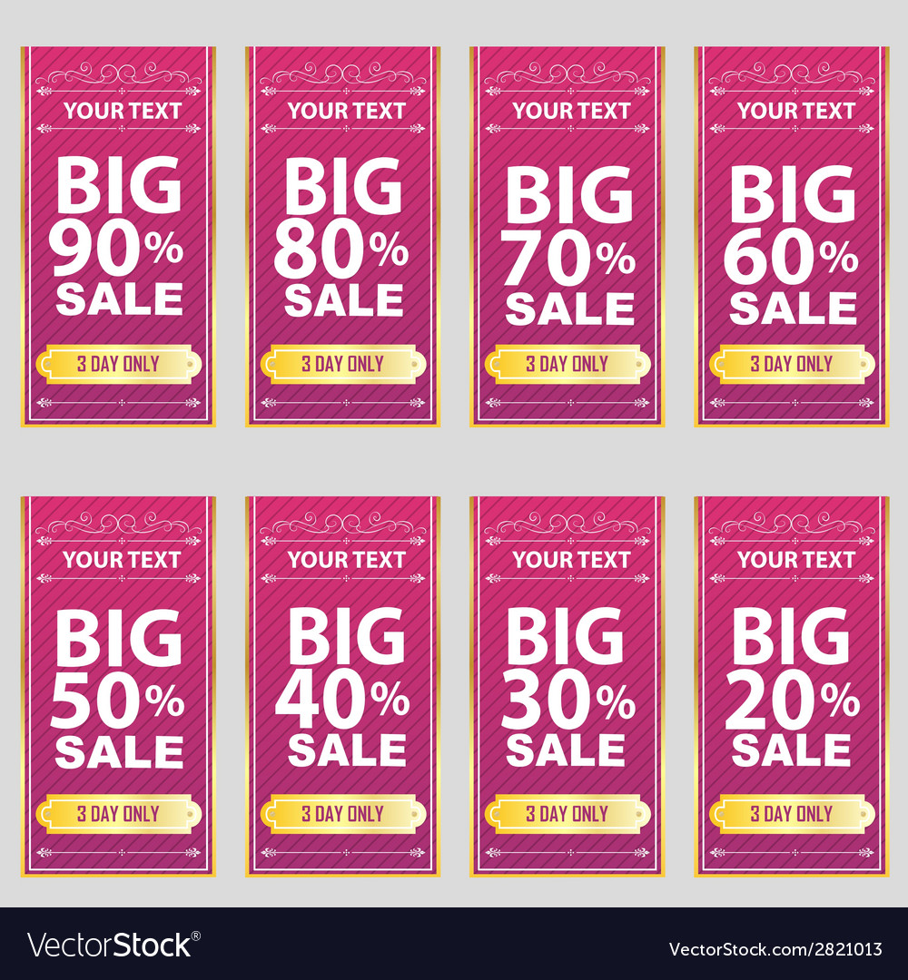 Big sale big sale best offer badge sticker vector | Price: 1 Credit (USD $1)