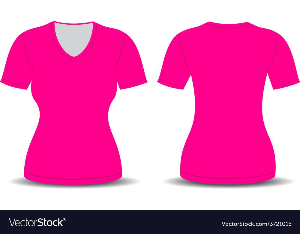 Blank t shirt vector | Price: 1 Credit (USD $1)