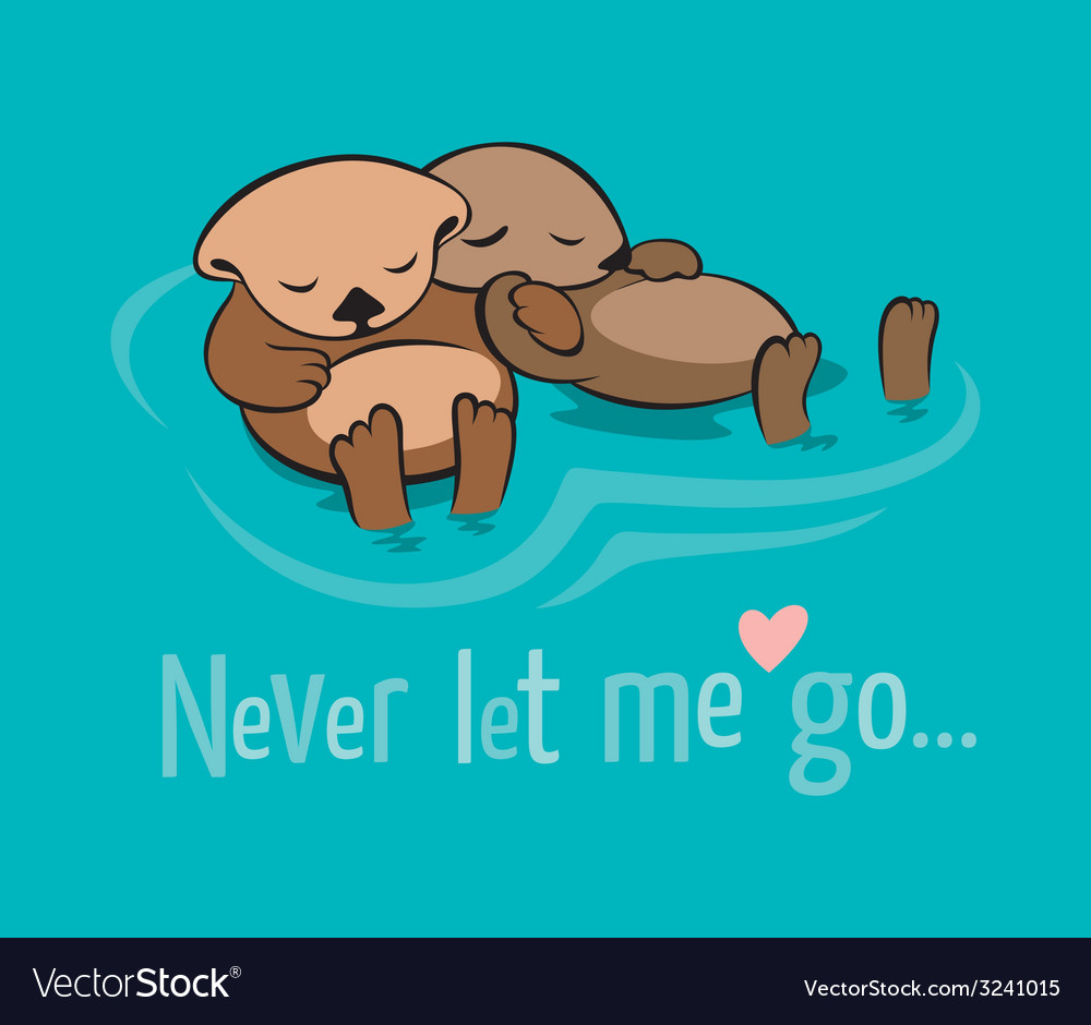 Never let me go vector | Price: 1 Credit (USD $1)