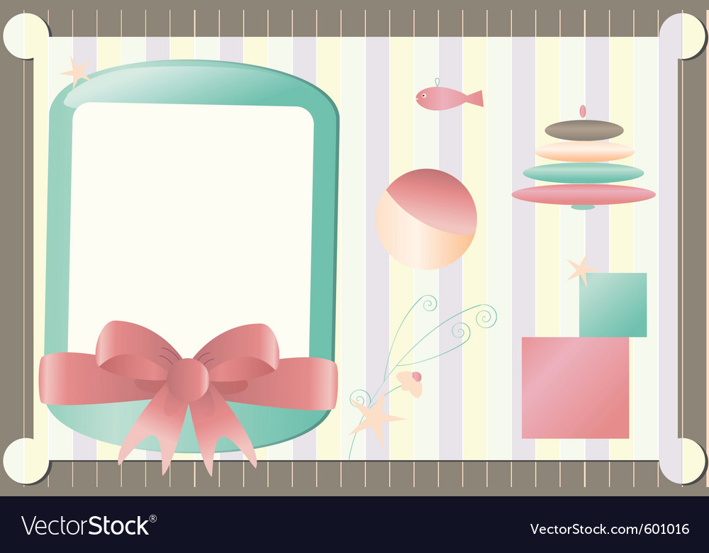 Girlie frames vector | Price: 1 Credit (USD $1)