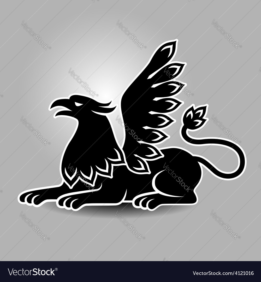 Griffin symbol vector | Price: 1 Credit (USD $1)