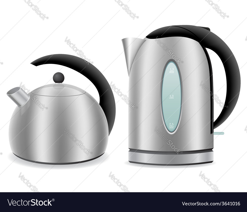 Kettle 03 vector | Price: 3 Credit (USD $3)