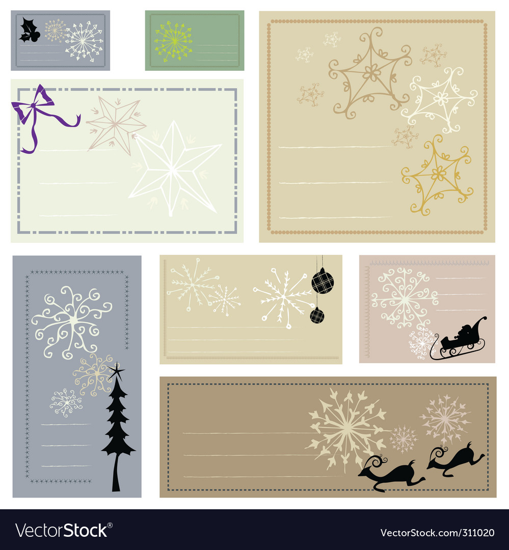 New year banners vector | Price: 1 Credit (USD $1)