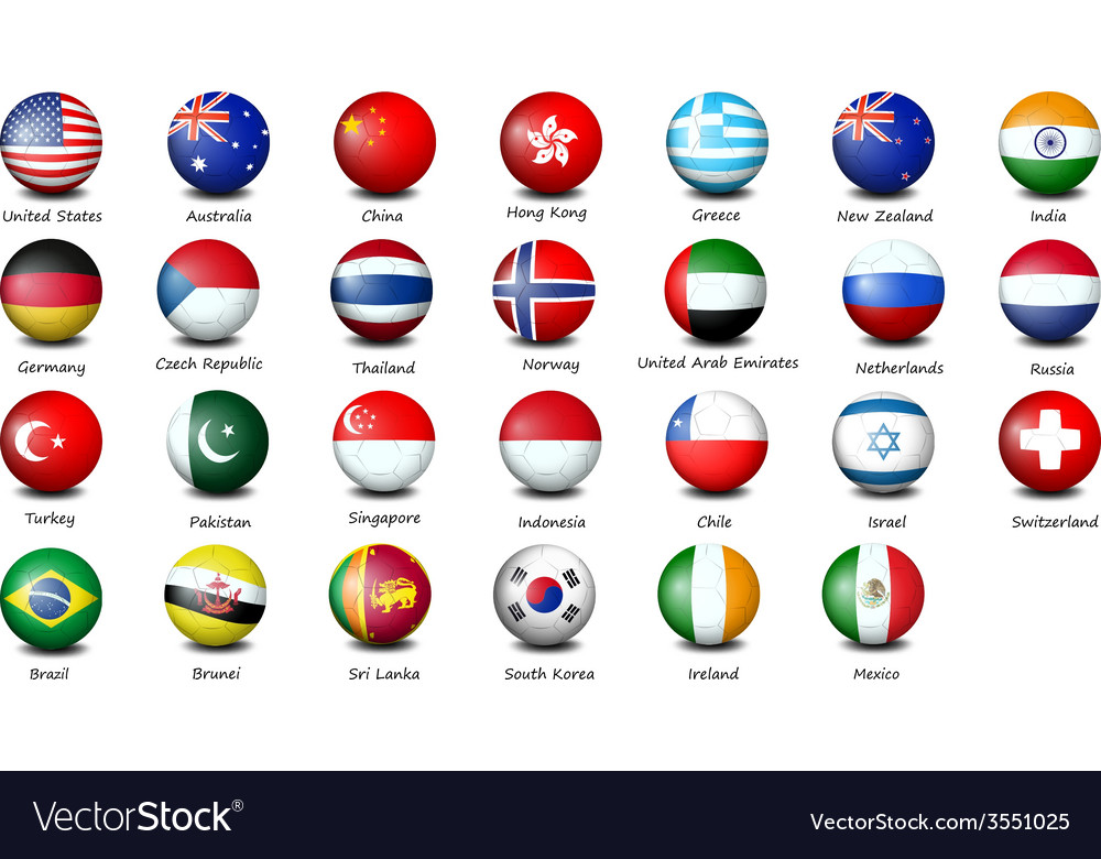 Flag icons vector   Price: 1 Credit (USD $1)
