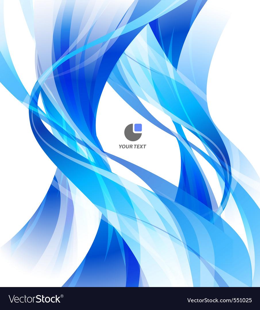 Modern wave vector | Price: 1 Credit (USD $1)