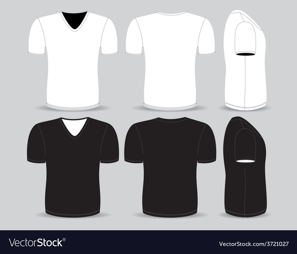 Blank t shirt vector | Price: 1 Credit (USD $1)