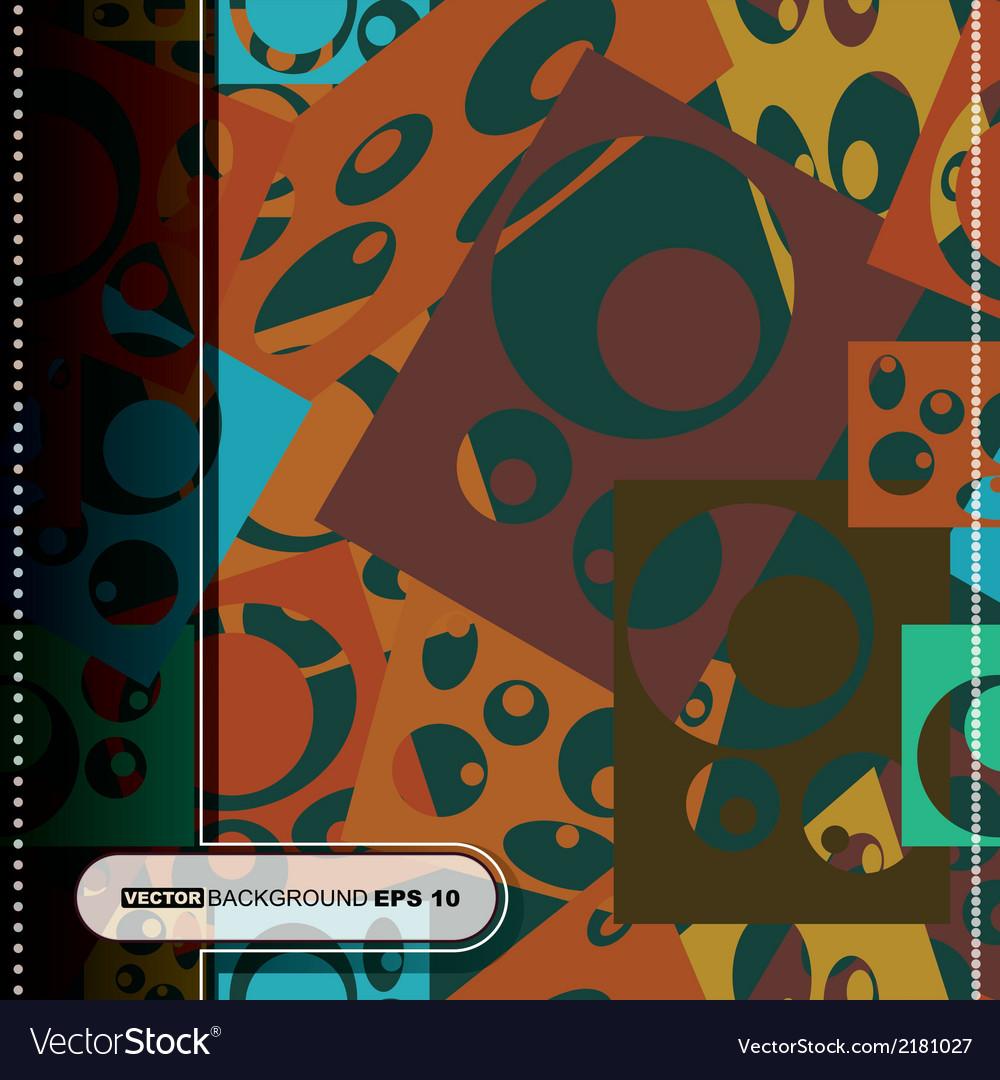 Decorative background vector | Price: 1 Credit (USD $1)
