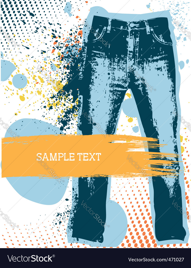 Jeans background vector   Price: 1 Credit (USD $1)