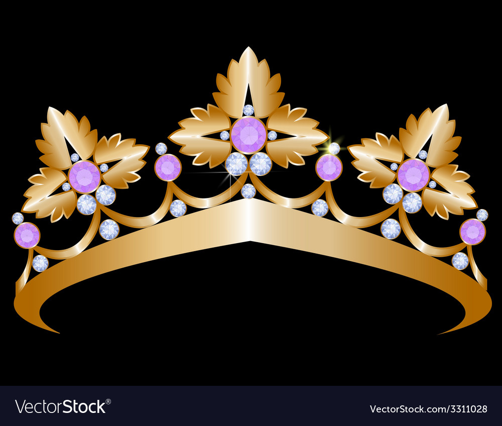 Diadem vector | Price: 1 Credit (USD $1)