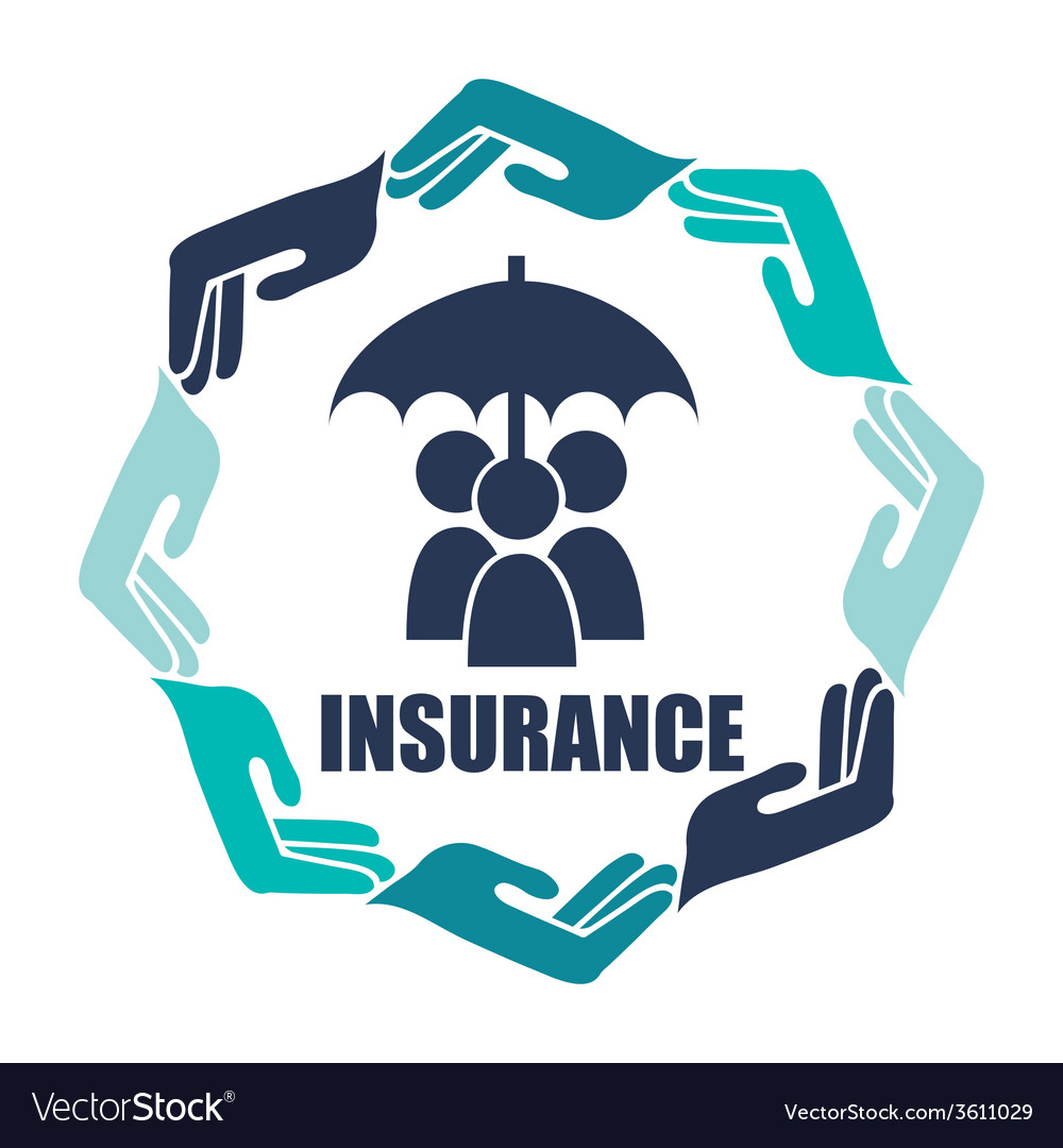 Insurance icon vector | Price: 1 Credit (USD $1)