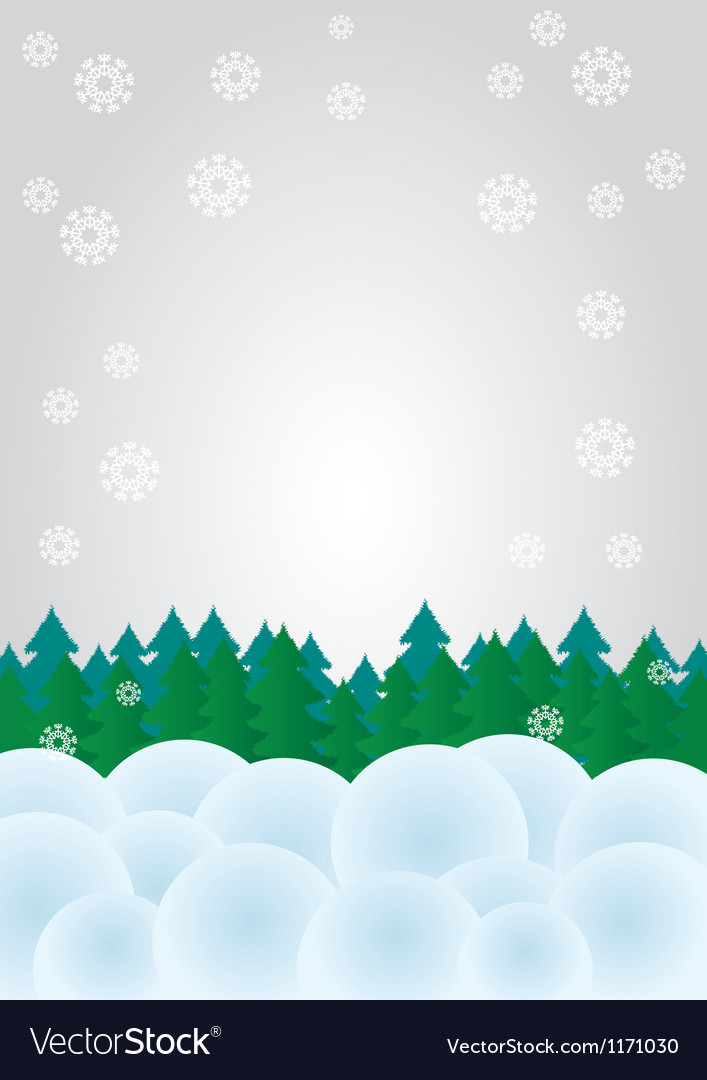 Christmas season background vector | Price: 1 Credit (USD $1)