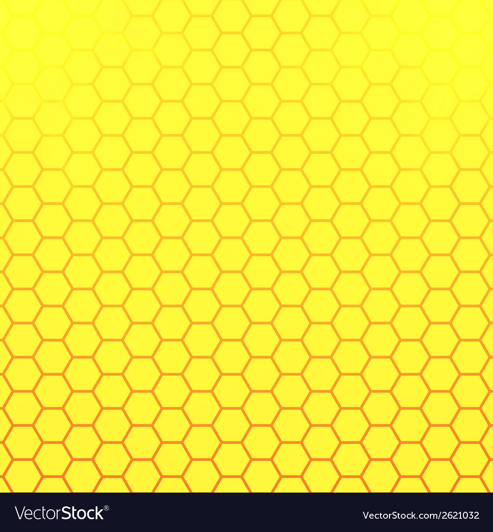 Abstract honeycomb background blurry light effects vector | Price: 1 Credit (USD $1)