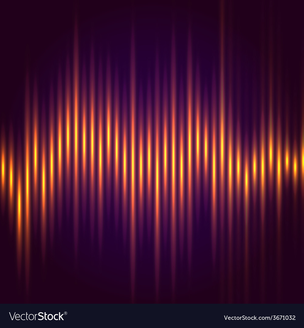 Abstract music equalizer vector | Price: 1 Credit (USD $1)