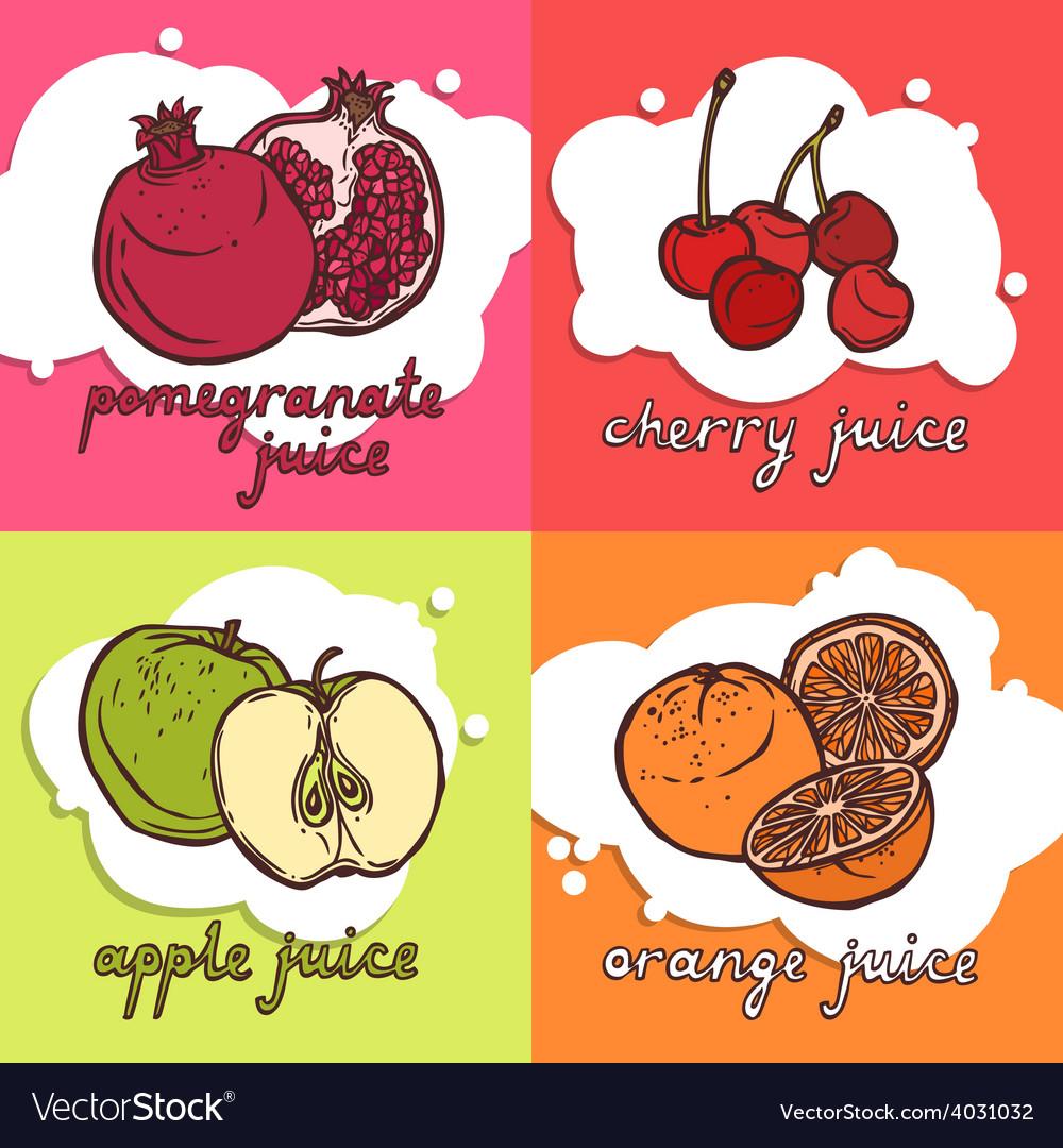 Fruit design concept vector | Price: 1 Credit (USD $1)