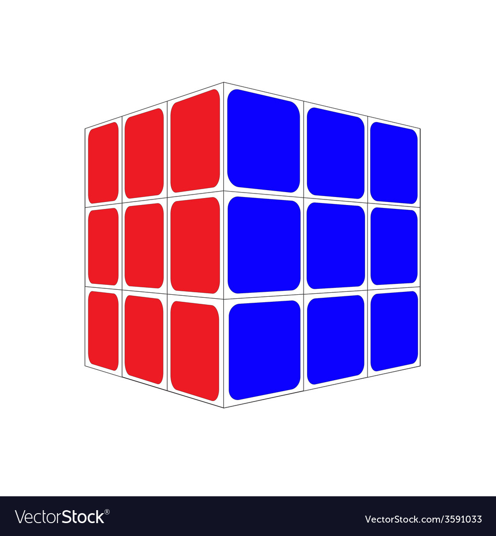 Rubik vector | Price: 1 Credit (USD $1)