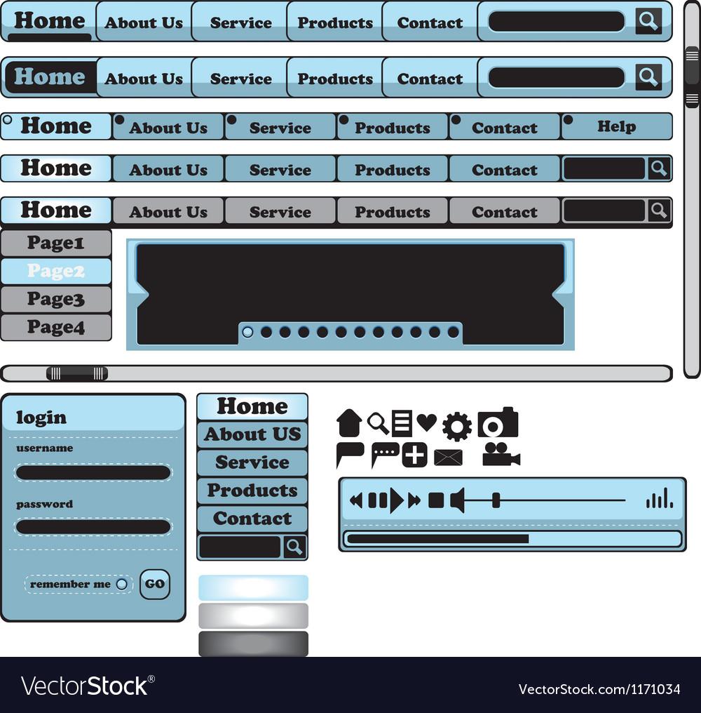 Website vector   Price: 1 Credit (USD $1)