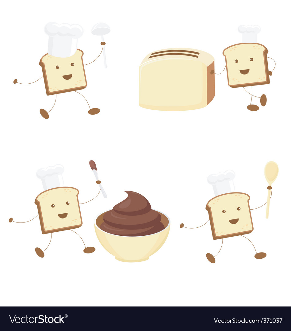 Funny toasts vector | Price: 3 Credit (USD $3)
