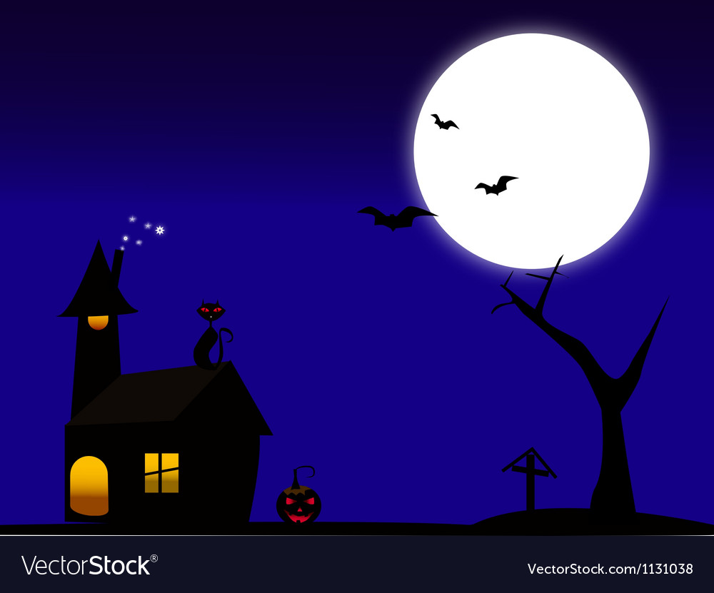 The halloween vector | Price: 1 Credit (USD $1)