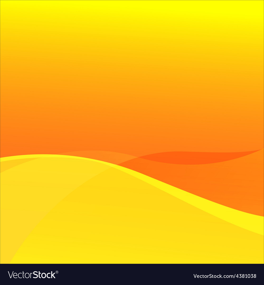Orange abstract background vector | Price: 1 Credit (USD $1)