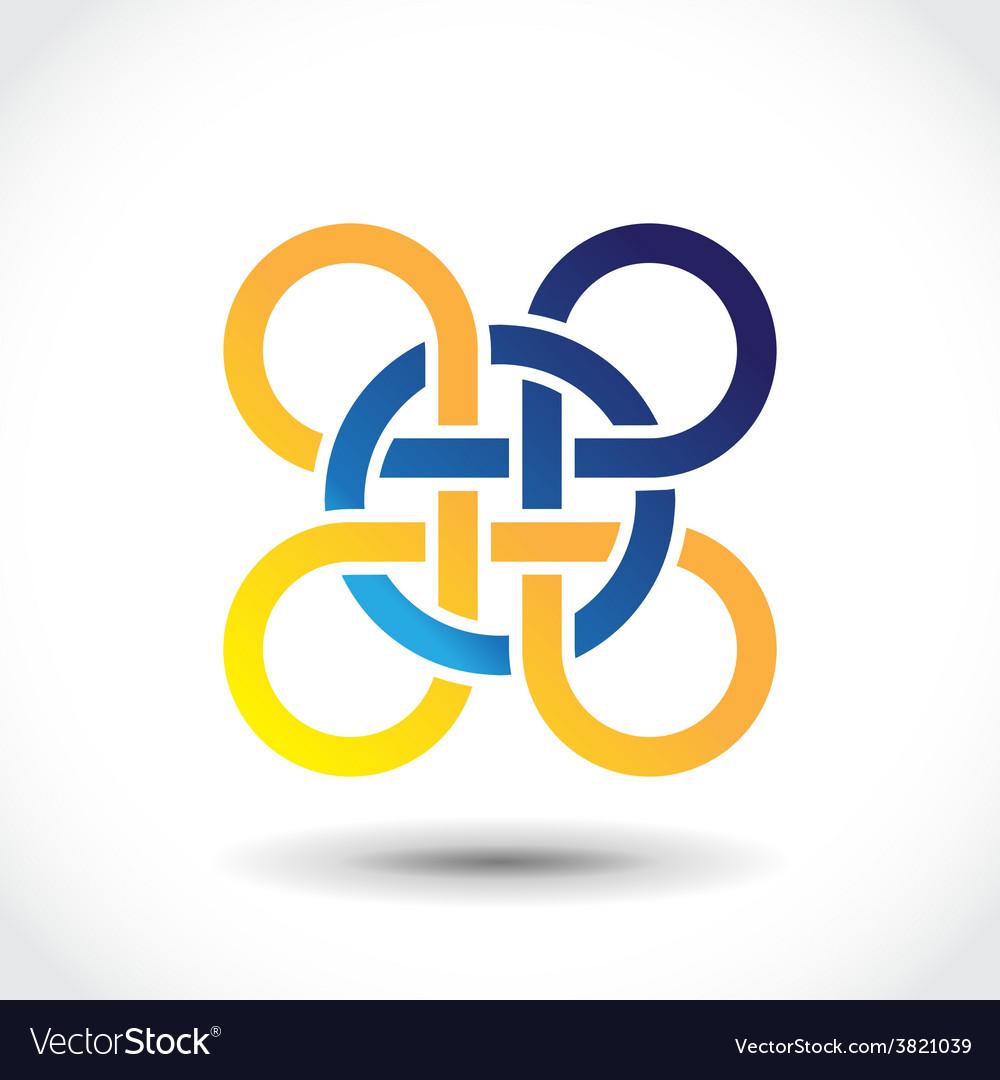 Celtic symbol vector | Price: 1 Credit (USD $1)