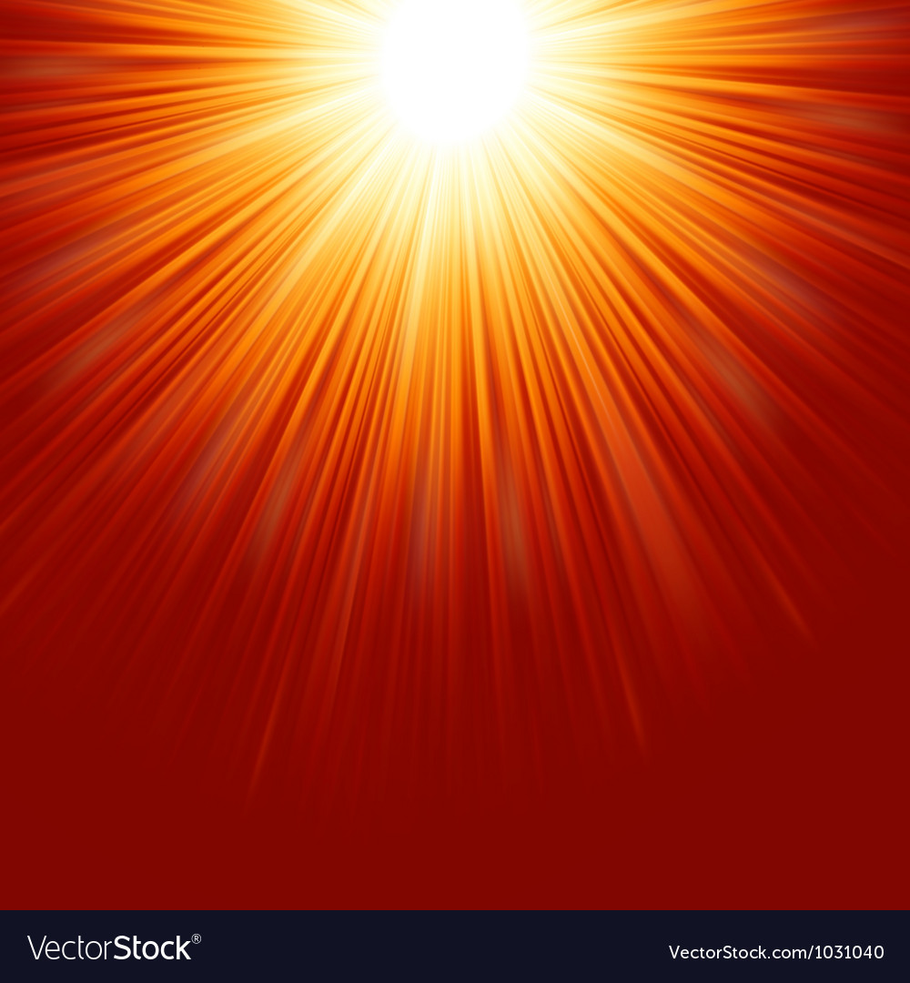 Abstract radiant star eps 8 vector | Price: 1 Credit (USD $1)