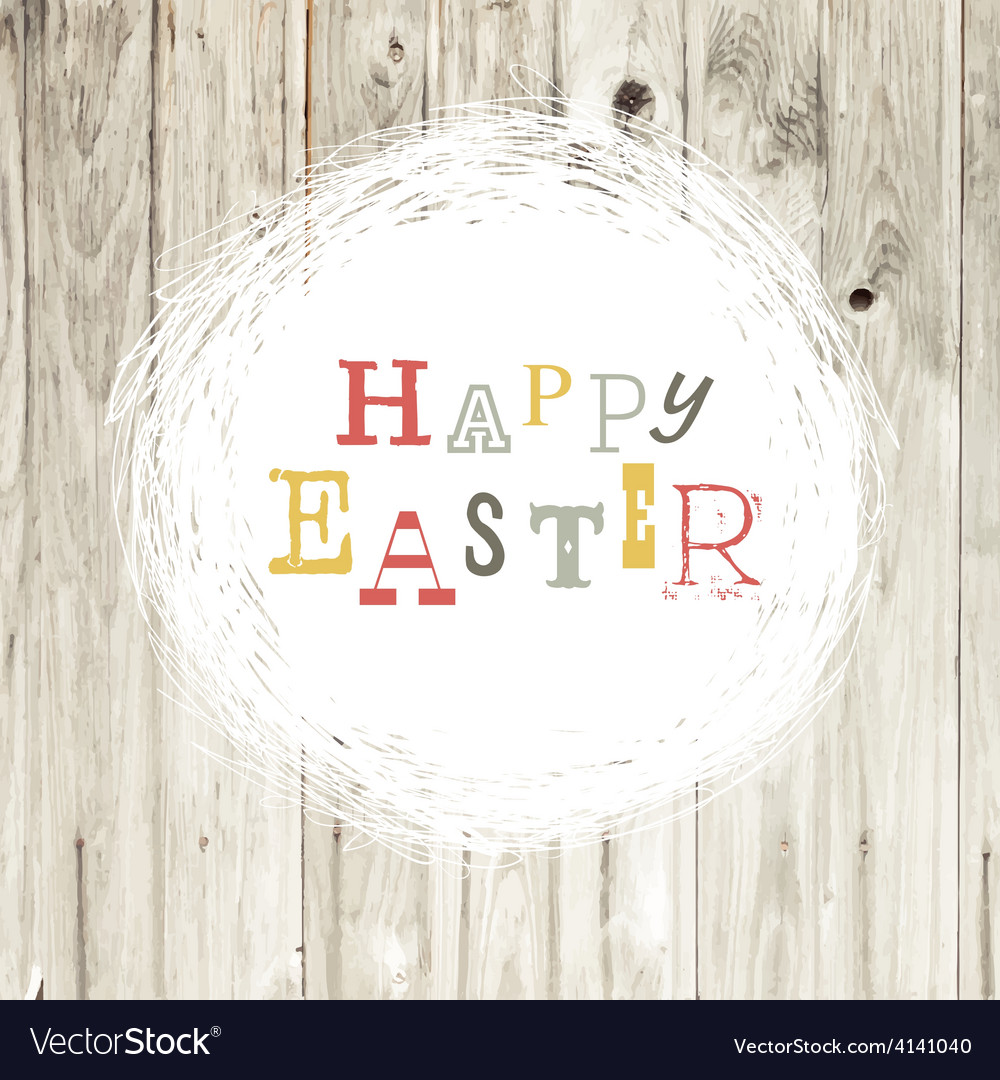 Easter nest vector | Price: 1 Credit (USD $1)