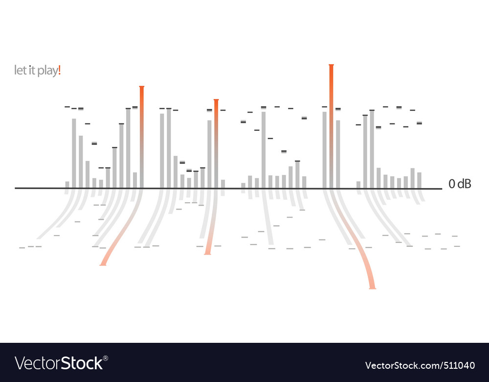Music inscription vector | Price: 1 Credit (USD $1)