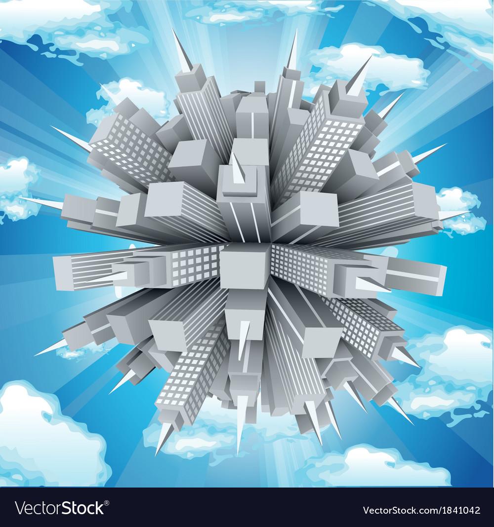 City vector   Price: 3 Credit (USD $3)