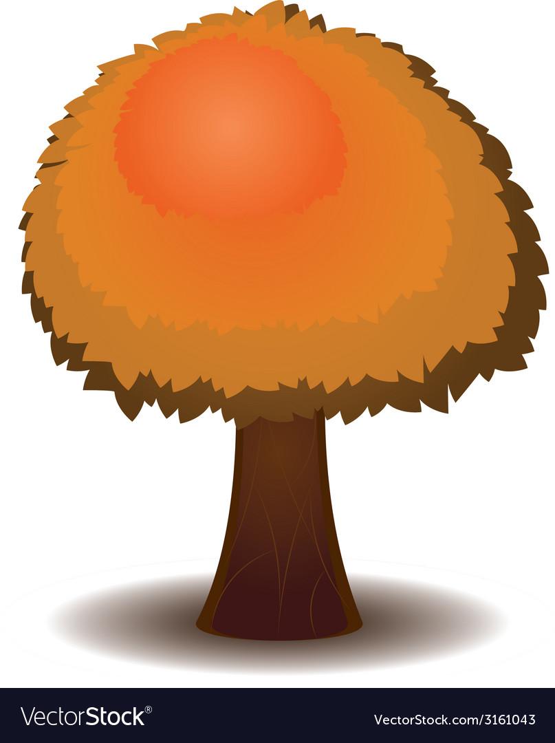 Stylized autumn tree5 vector   Price: 1 Credit (USD $1)