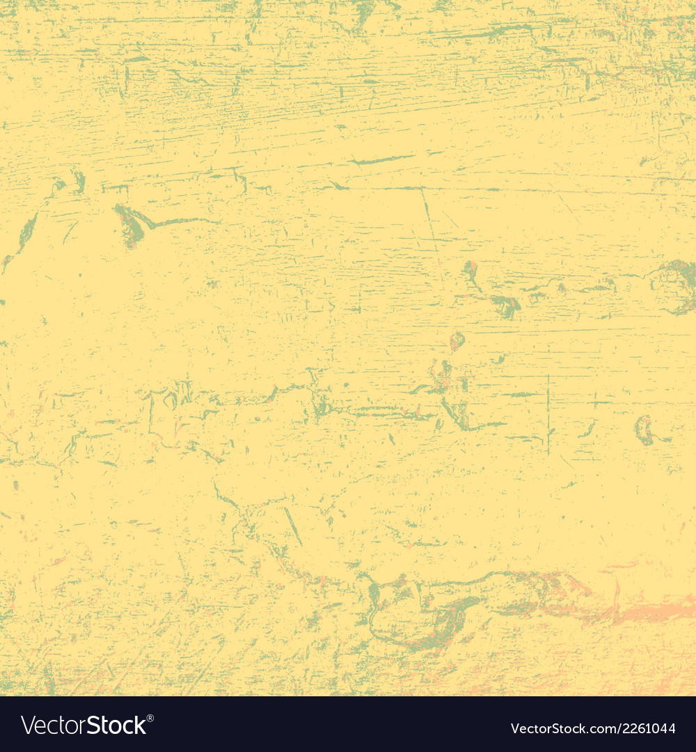 Yellow dirty texture vector | Price: 1 Credit (USD $1)