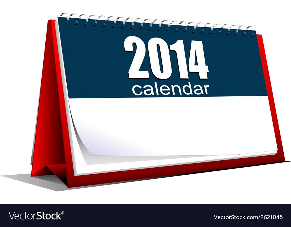 Al 0518 desk calendar vector   Price: 1 Credit (USD $1)