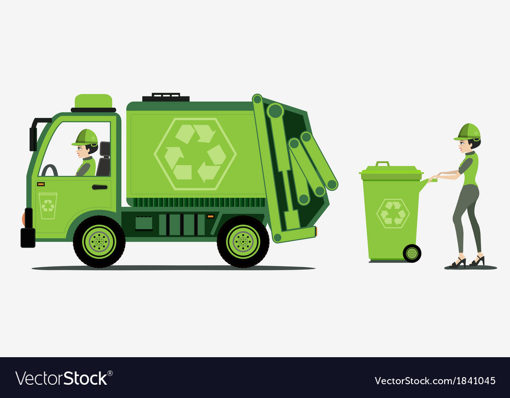 Garbage vector | Price: 1 Credit (USD $1)
