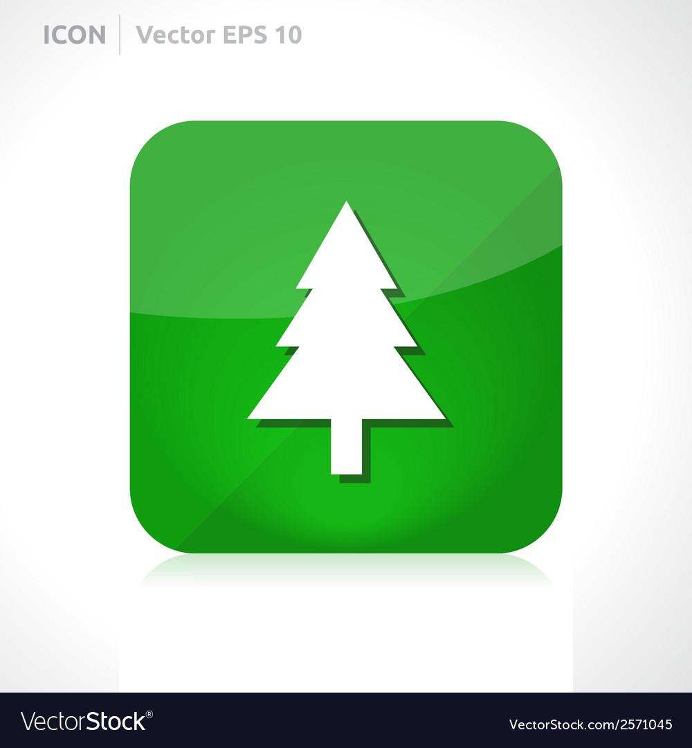 Tree icon vector   Price: 1 Credit (USD $1)