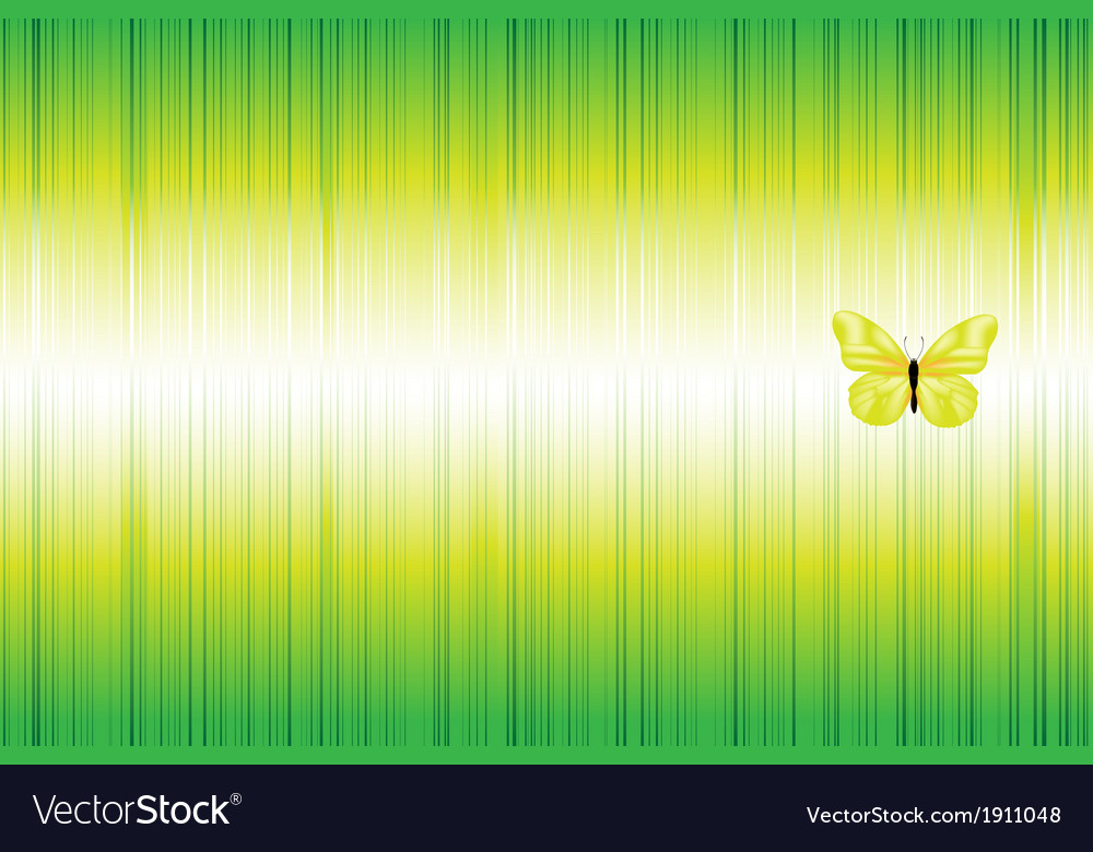 Abstract background with butterfly vector | Price: 1 Credit (USD $1)