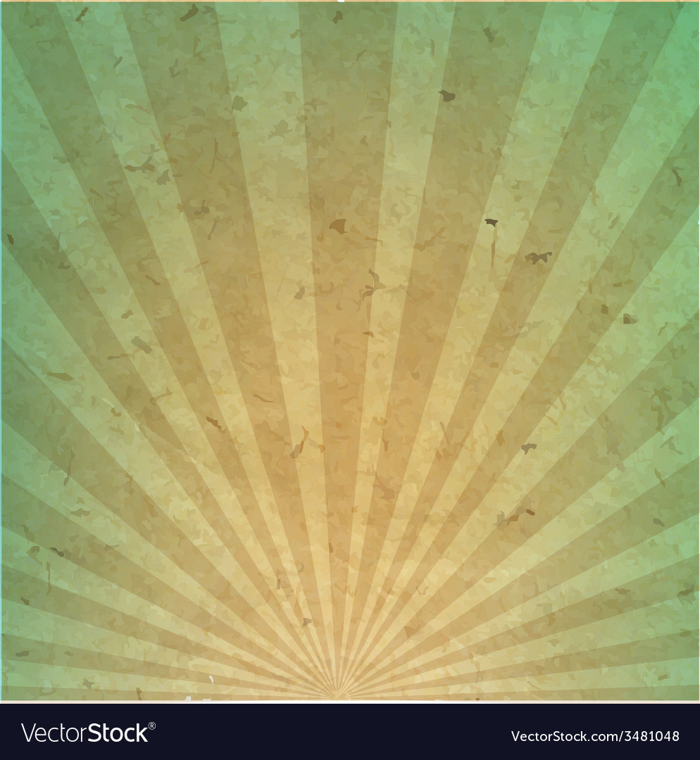 Vintage sunburst paper vector | Price: 1 Credit (USD $1)