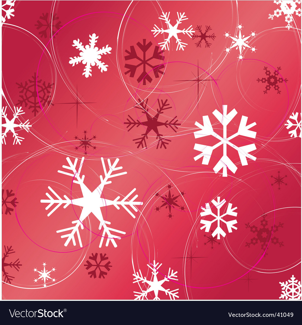 Christmas snowflakes vector   Price: 1 Credit (USD $1)