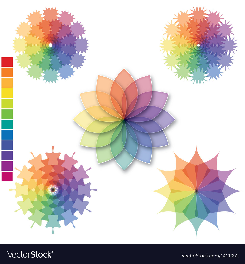Color scale 01 vector | Price: 1 Credit (USD $1)