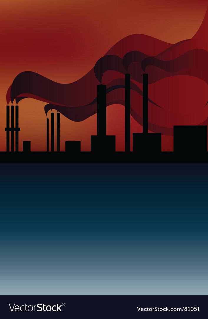 Smoke pollution vector   Price: 1 Credit (USD $1)