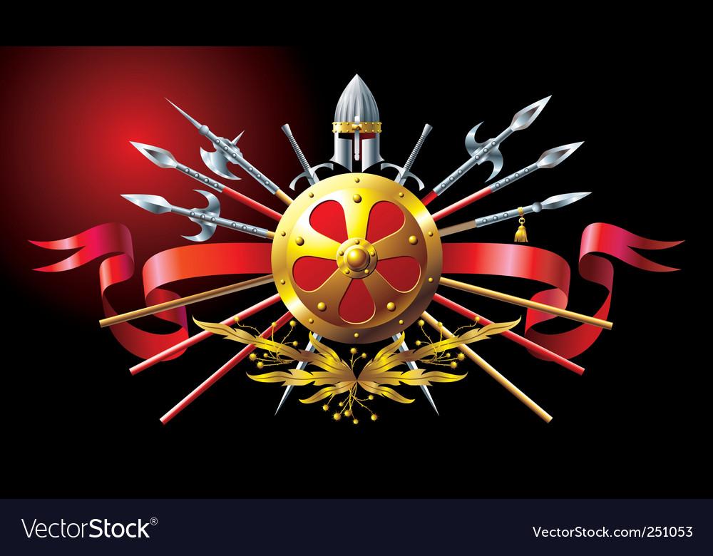 Heraldic vector | Price: 3 Credit (USD $3)